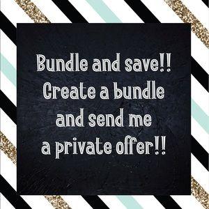 Bundle and save!!